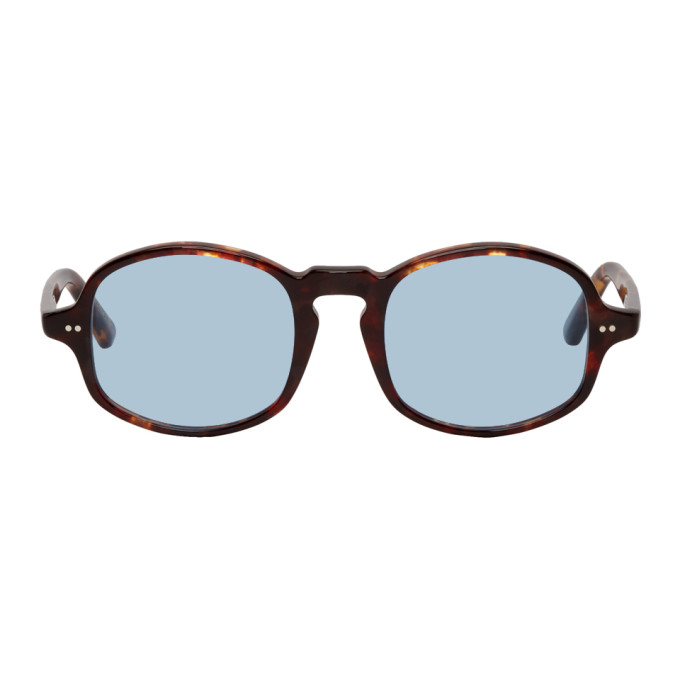 BED J.W. FORD Bed J.W. Ford Tortoiseshell Kearny Glasses in Toirtoishel