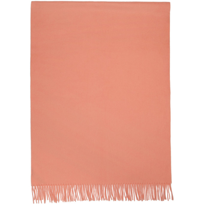 Acne Studios Foulard rose New Canada