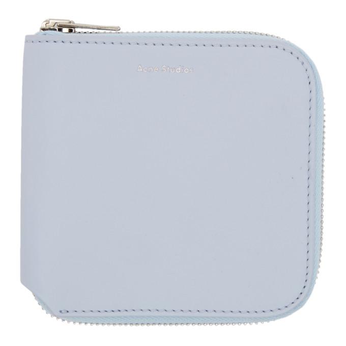 Acne Studios Blue Csarite S Wallet