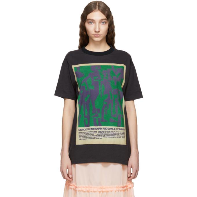 Acne Studios Black Esmeta T Shirt