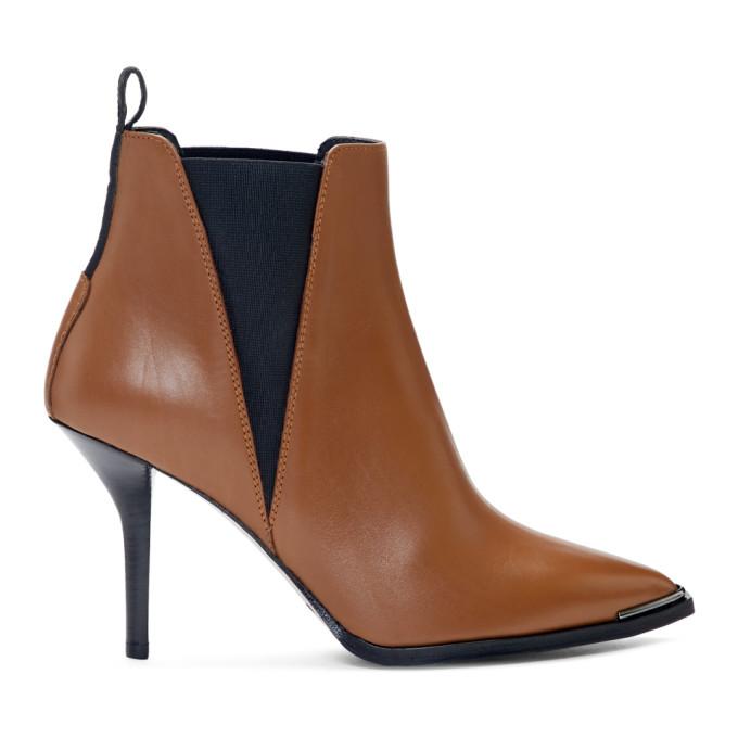 Acne Studios Brown Jemma Boots