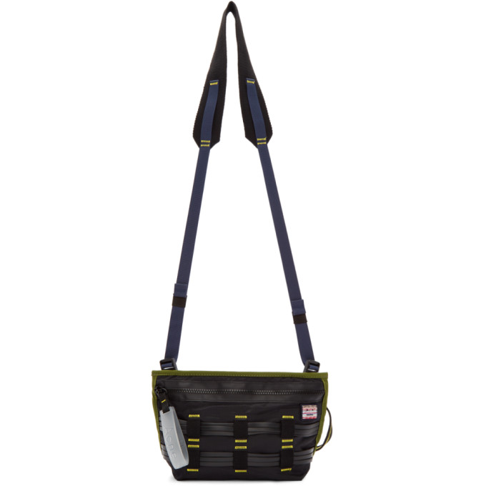 Acne Studios Black Abbey Bag