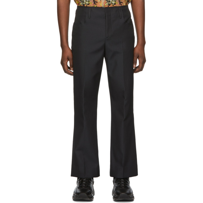 Acne Studios Black Jabir Trousers