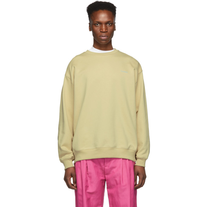 Acne Studios Biege Forba Sweatshirt