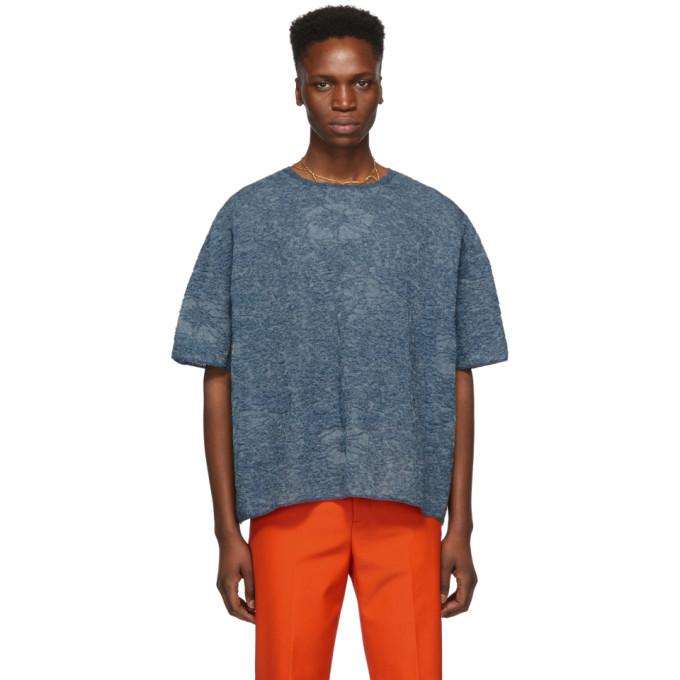 Acne Studios Blue Krom T Shirt