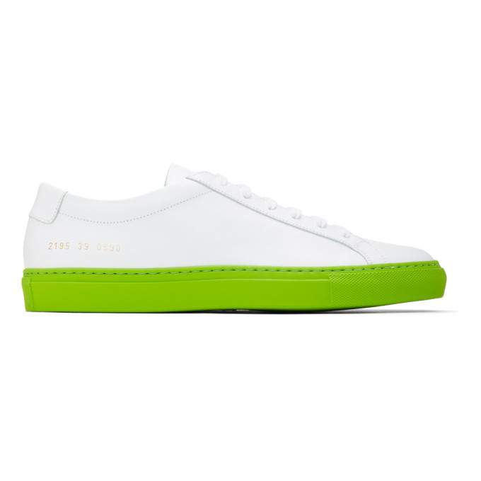 common projects green sole