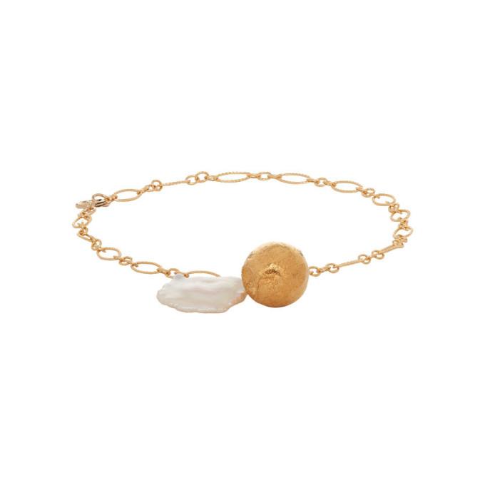 Alighieri Gold 'The Moon Fever' Bracelet