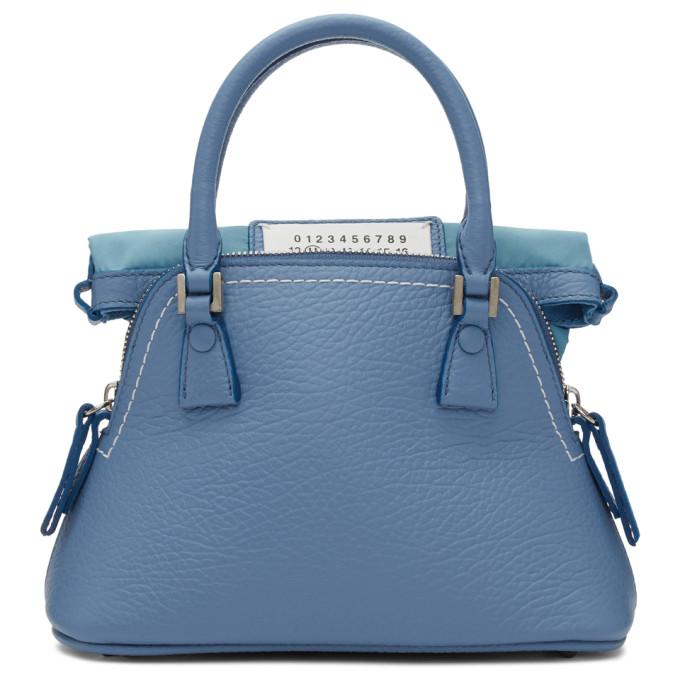 Maison Margiela Blue Small 5AC Bag