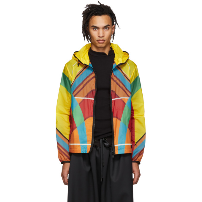 Moncler Genius Moncler Genius 5 Moncler Craig Green Yellow Spinner Jacket