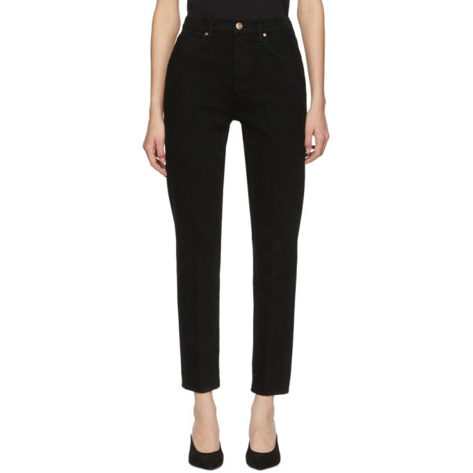 GOLDSIGN Goldsign Black The Benefit Jeans