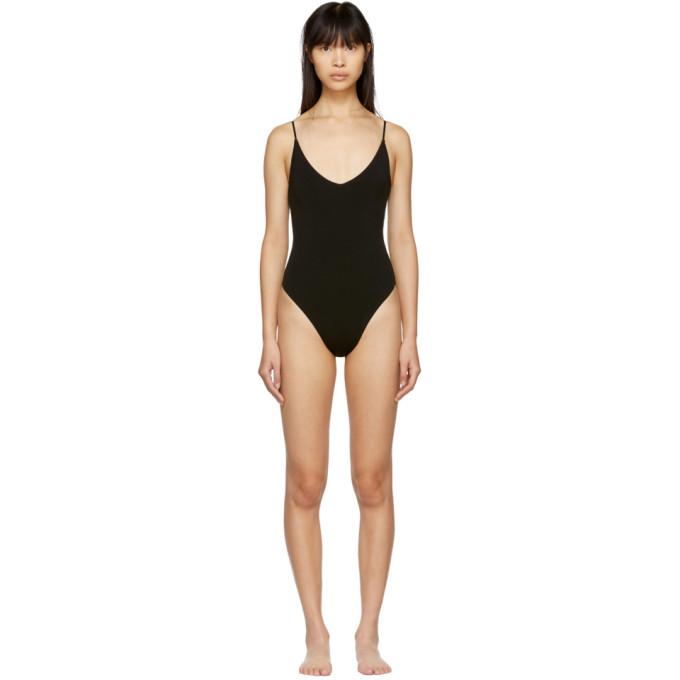 Skin Body noir Narcissa