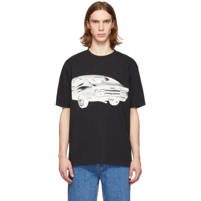 Calvin Klein Jeans Est. 1978 T-shirts CALVIN KLEIN JEANS EST. 1978 BLACK MODERNIST T-SHIRT