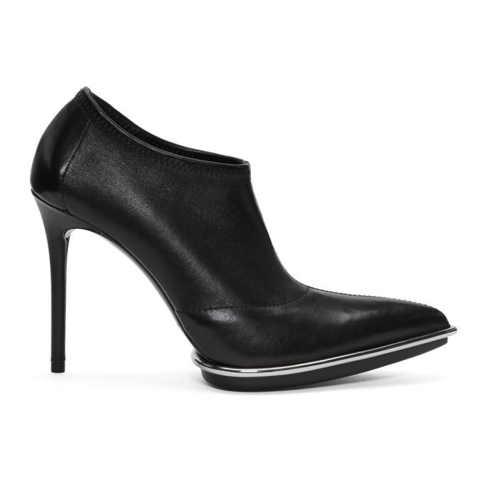 Alexander Wang Black Cara Stretch Boots