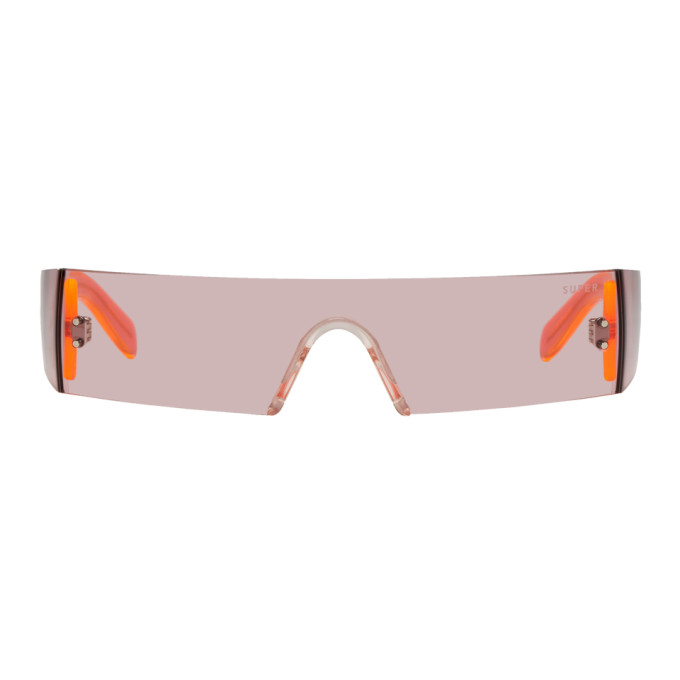 Super Pink Vision Sunglasses