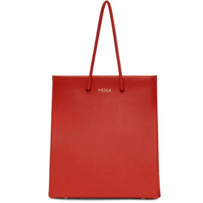 Medea Red Short Prima Bag