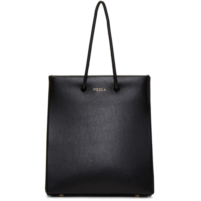 Medea Black Short Prima Bag