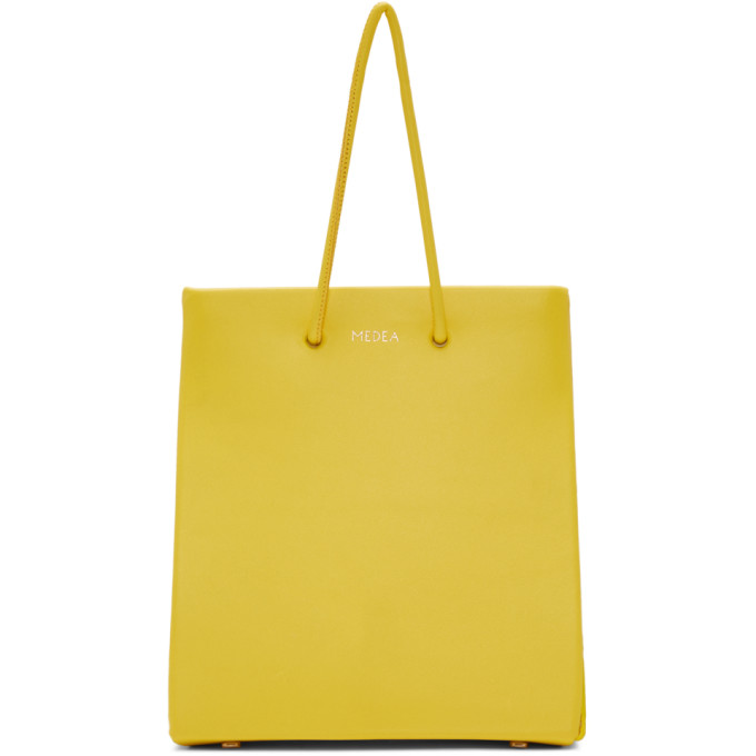 Medea Yellow Short Prima Bag