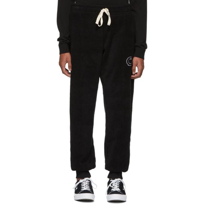 Casablanca Pantalon de survetement noir After Sports