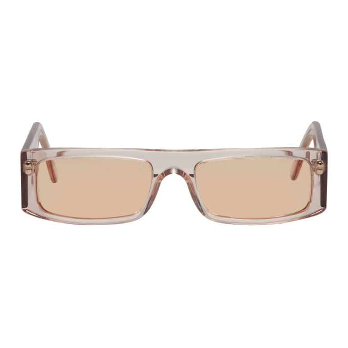 Andy Wolf Brown Hume Sunglasses