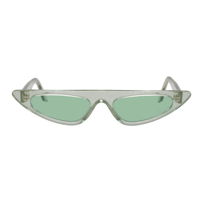 Andy Wolf Green Florence Sunglasses