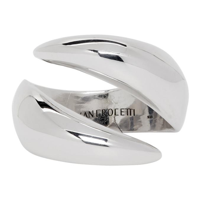 ALAN CROCETTI Alan Crocetti Silver Raptor Ring in Strl Silver