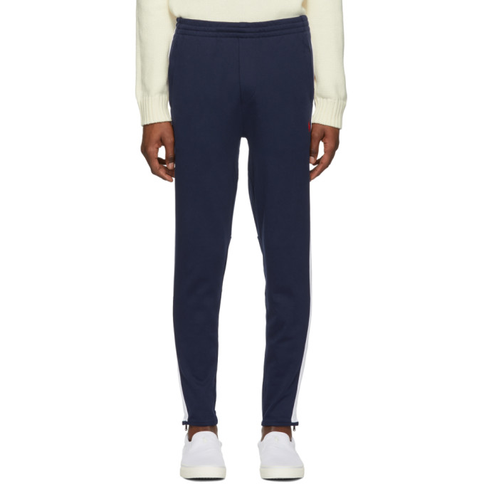 Polo Ralph Lauren Navy Interlock Lounge Pants