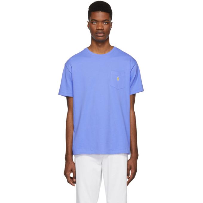 Polo Ralph Lauren Blue Pocket T-Shirt