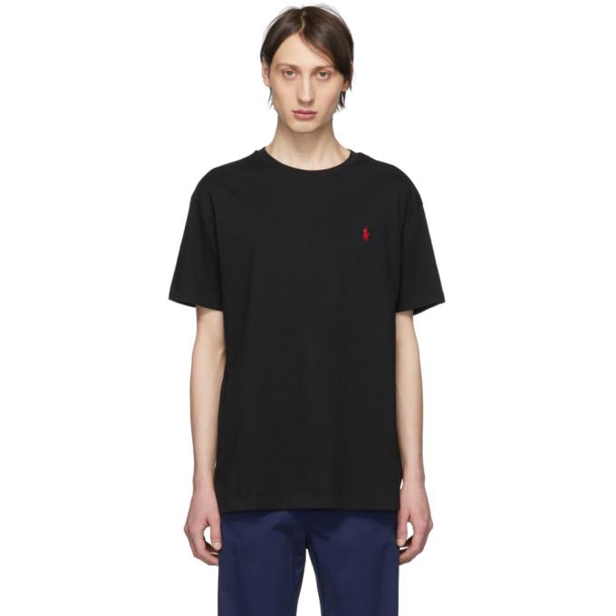 Polo Ralph Lauren Black Logo T-Shirt
