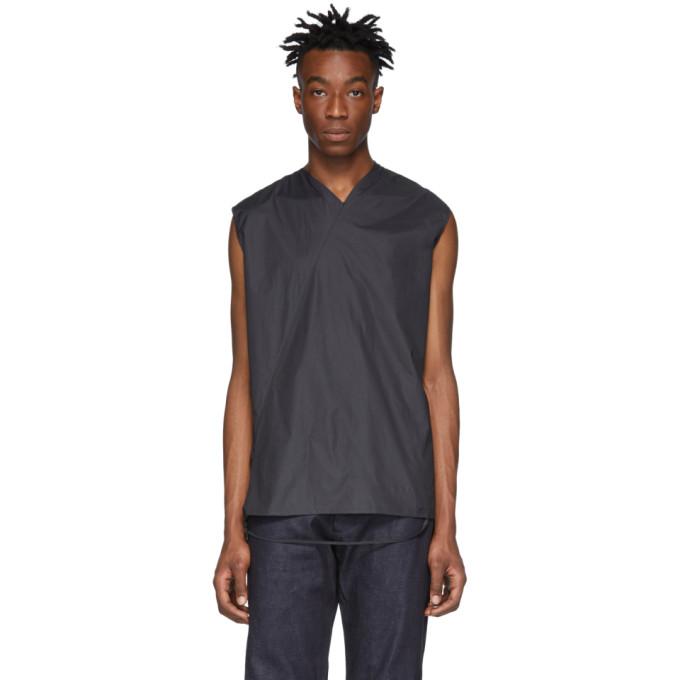 Afterhomework T-shirt sans manches noir