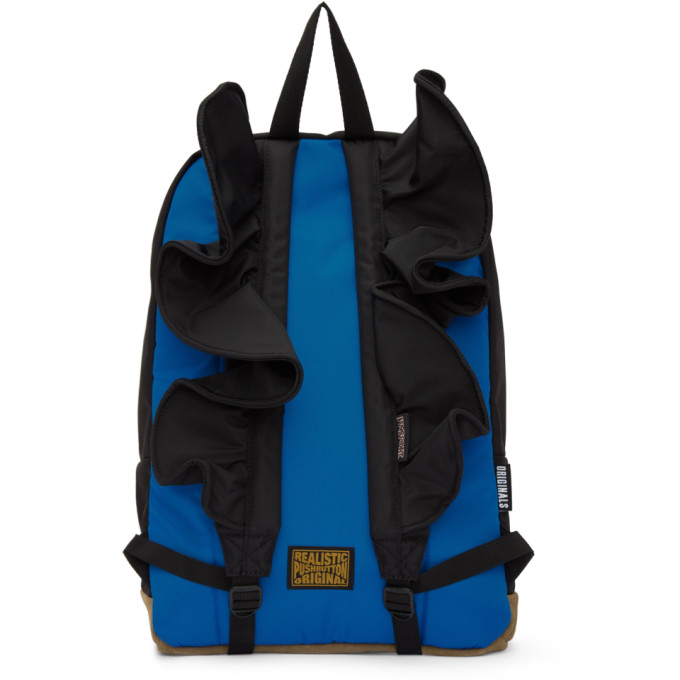 PUSHBUTTON Canvases PUSHBUTTON BLACK JANSPORT EDITION RIGHT PACK BACKPACK