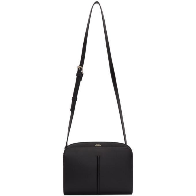 Image of A.P.C. Black Aurélie Bag