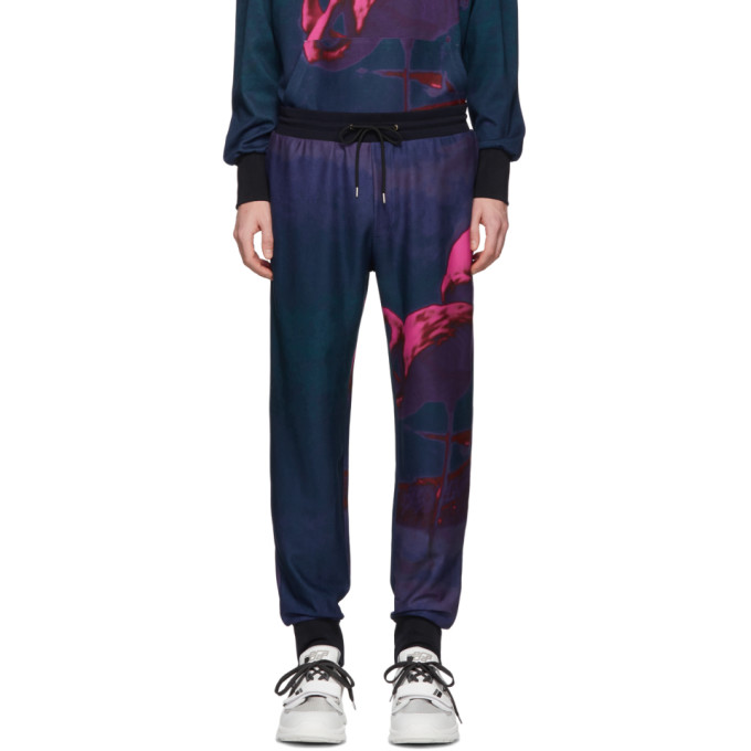 Paul Smith Pantalon de survetement multicolore Flamingo Jogger Pauls Photo exclusif a SSENSE