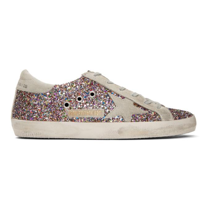 Golden GooseWhite Tuesday Superstar Sneakers