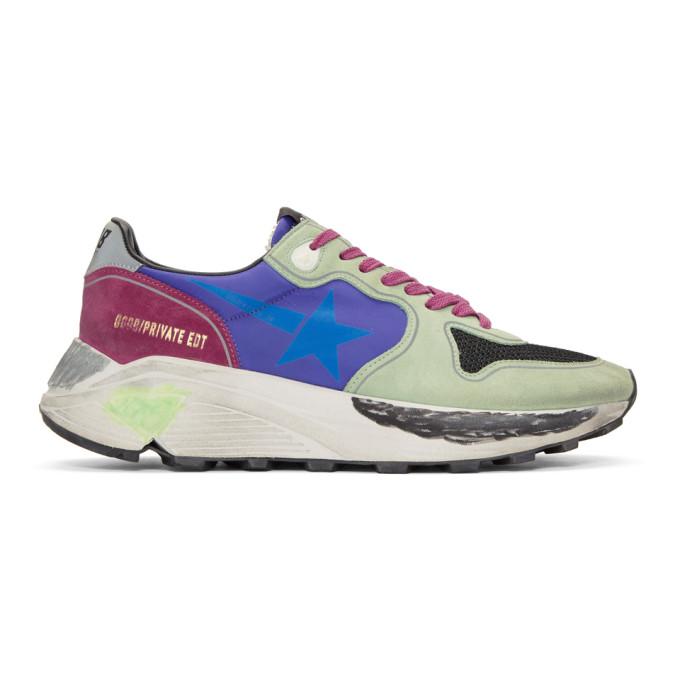 Golden GooseMulticolor Thursday Running Sneakers