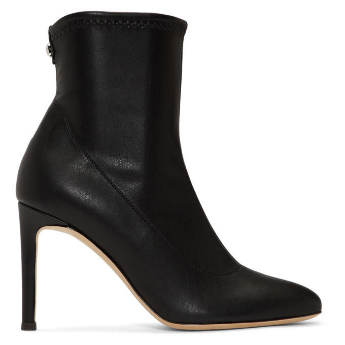 Image of Giuseppe Zanotti Black Celeste Boots