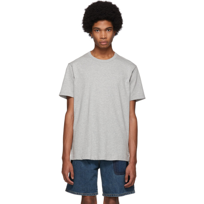 Image of Comme des Garçons Shirt Grey Forever T-Shirt