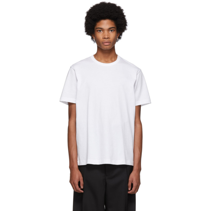 Image of Comme des Garçons Shirt White Forever T-Shirt