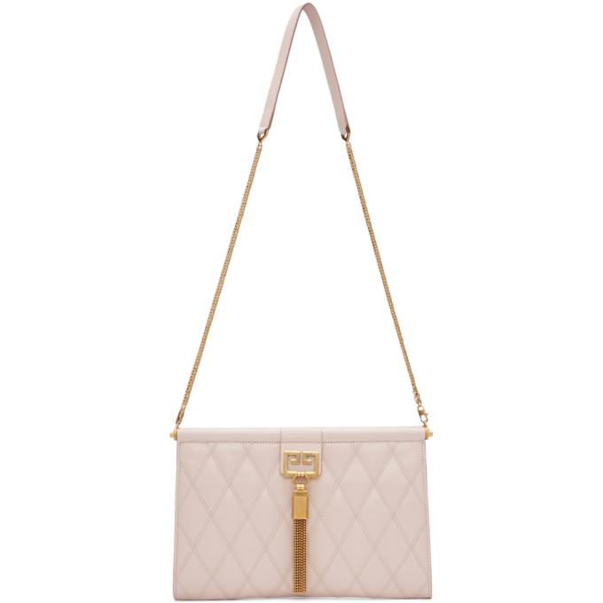 Givenchy Pink Medium Gem Bag