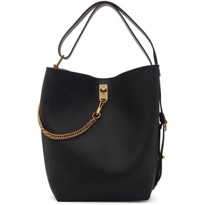 Givenchy Black Medium Bucket Bag