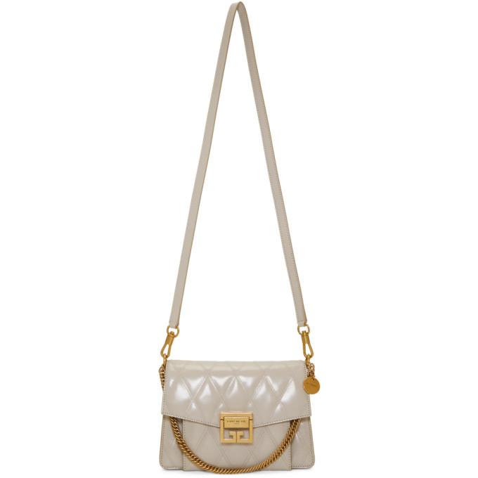 Givenchy Taupe Small GV3 Bag