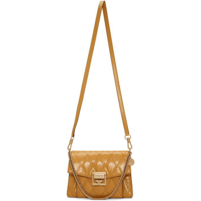 Givenchy Yellow Small GV3 Bag