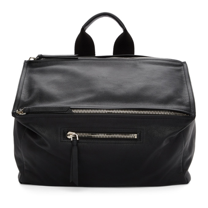 Givenchy Black Pandora Messenger Bag