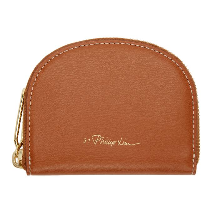 31 Phillip Lim Brown Hudson Wallet