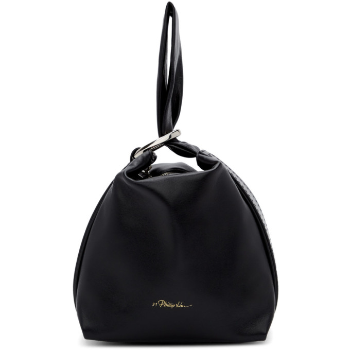 3.1 Phillip Lim Black Ines Soft Triangle Pouch