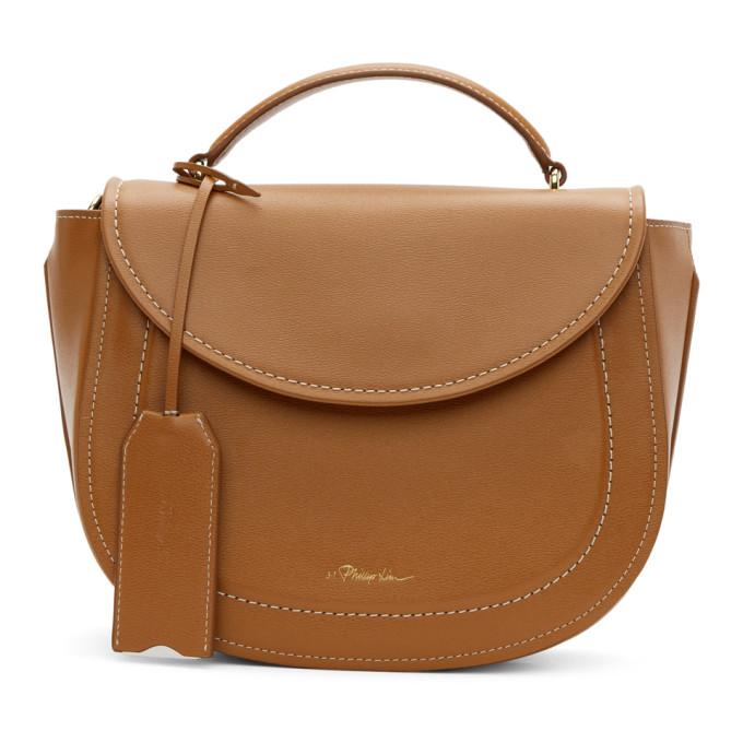 31 Phillip Lim Tan Hudson Top Handle Satchel Bag