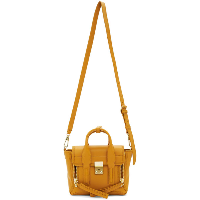 3.1 Phillip Lim Tan Mini Pashli Satchel