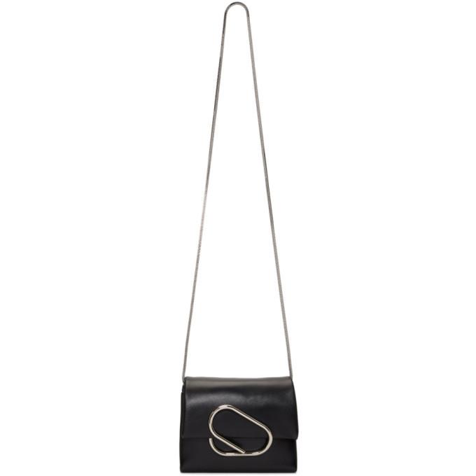 31 Phillip Lim Black Micro Alix Crossbody Bag