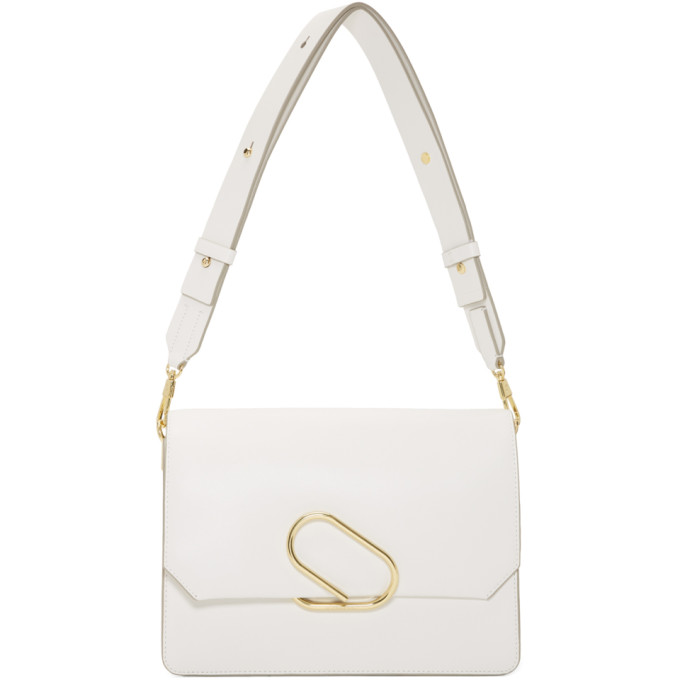 31 Phillip Lim White Alix Shoulder Bag