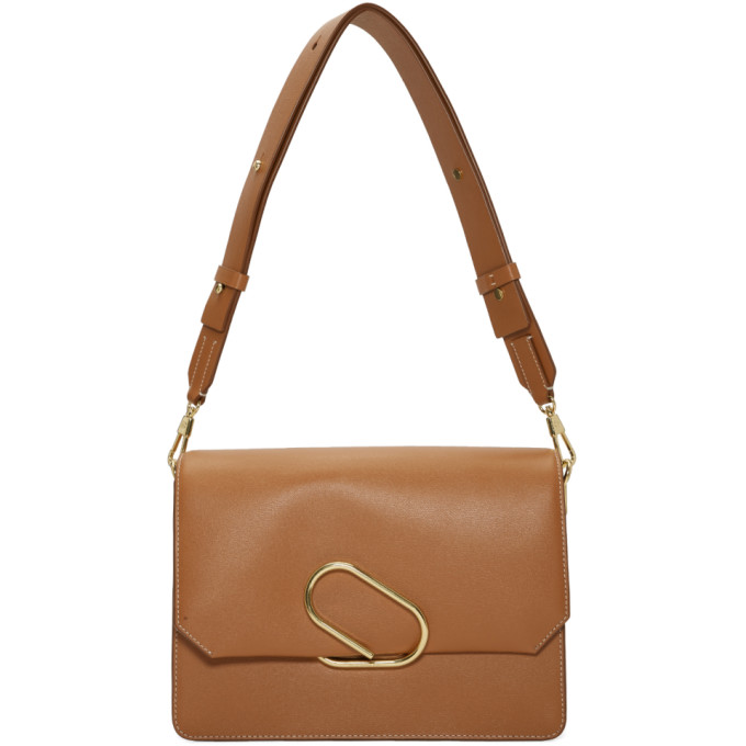 31 Phillip Lim Brown Alix Shoulder Bag