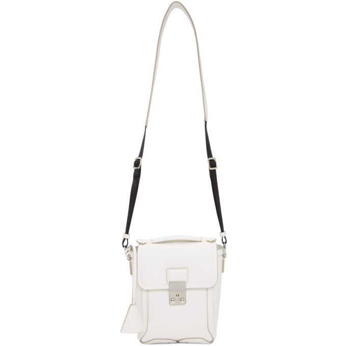 3.1 Phillip Lim White Pashli Camera Bag